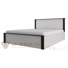 Кровать SV-мебель Гамма 20 140x200 ясень анкор светлый / венге