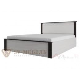 Кровать SV-мебель Гамма 20 160x200 ясень анкор светлый / венге