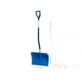 Лопата Prosperplast Ergospecial синий