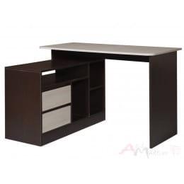 Компьютерный стол Мебель-Класс Имидж-3, венге / дуб шамони