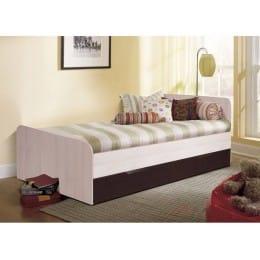 Кровать Мебель-Класс Лира-1, венге / дуб шамони