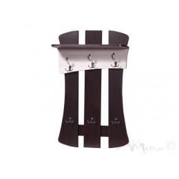 Вешалка Мебель-Класс Нюанс-2, венге / дуб шамони