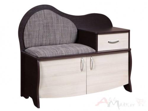 Скамья для прихожей ВА-012.6 Мебель-Класс