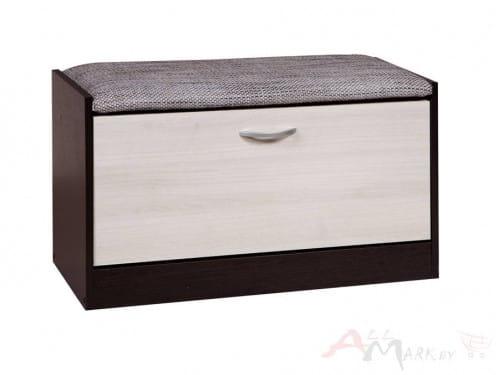 Скамья для прихожей ВА-012.8 Мебель-Класс