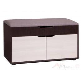 Скамья Мебель-Класс ВА-012.9, венге / дуб шамони