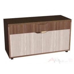Скамья Мебель-Класс ВА-012.9, ясень темный / ясень светлый