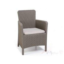Кресло Keter Trenton , капучино