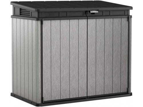 Сундук шкаф Keter Elite Store 1150л, серый