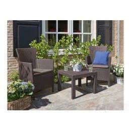 Комплект мебели Keter Rosario Balcony Set (коричневый)