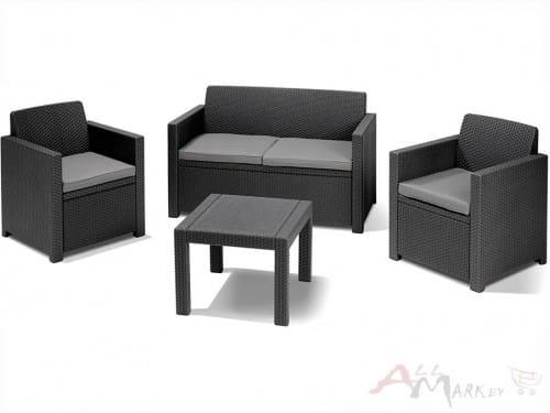 Комплект мебели Alabama set Keter (Allibert) 17199240939