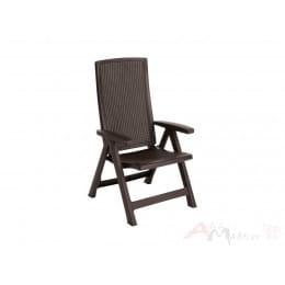 Кресло Keter Montreal коричневый