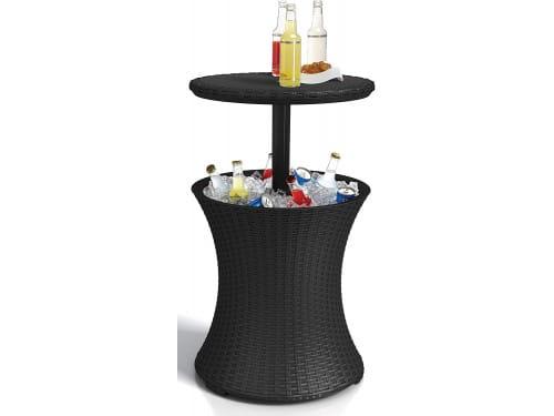 Стол-холодильник Cool Bar Rattan Keter из искусственного ротанга