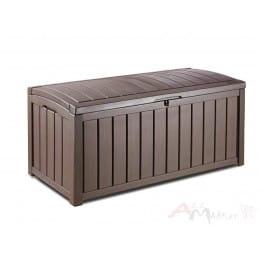 Сундук пластиковый Keter Glenwood Deck Box (коричневый)