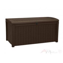 Сундук пластиковый Keter Borneo Storage Box (коричневый)