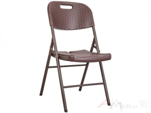 Садовый складной стул Sedia, кориневый