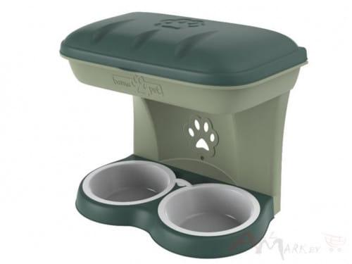 Подставка для еды Bama Food stand зеленый