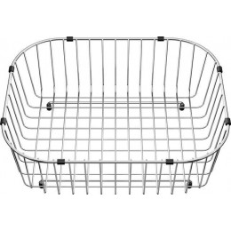 Корзина для посуды Blanco 220573 с держателями нерж. сталь 390 x 310 x 135 мм