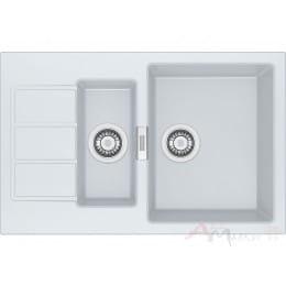 Кухонная мойка Franke Sirius SID 651-78 Tectonite Белый