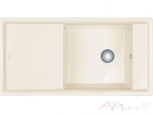 Кухонная мойка Franke Ambion ABK 611-100 Fraceram Ваниль арт. 124.0540.985