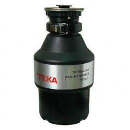 Измельчитель пищевых отходов Teka TR 23.1, с пневмокнопкой в комплекте