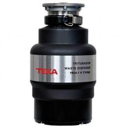 Измельчитель пищевых отходов Teka TR 34.1 V TYPE, с пневмокнопкой в комплекте
