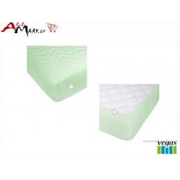 Наматрасник Vegas Cotton S1 160x190-200
