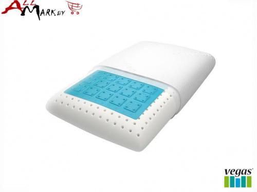 Ортопедическая подушка 20 Vegas из MemoryFoam с гелем SoftGel