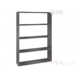 Полка для книг Кортекс-мебель КМ 26, береза