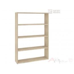 Полка для книг Кортекс-мебель КМ 26, Дуб сонома