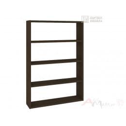 Полка для книг Кортекс-мебель КМ 26, венге