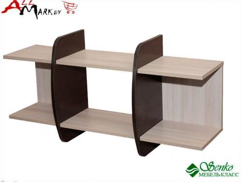 Полка настенная Вегас-1 Мебель-Класс