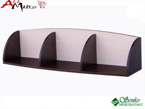 Полка настенная Вегас-2 Мебель-Класс