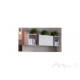 Полка SV-мебель Гамма 20 ясень анкор светлый / венге