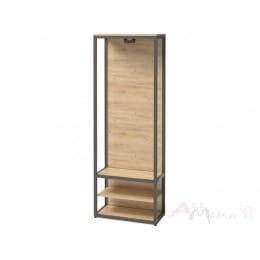 Шкаф-вешалка MillWood Нео Лофт ML-1/L дуб золотой