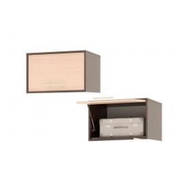 Антресоль Сокол-мебель ШН-1 венге / беленый дуб