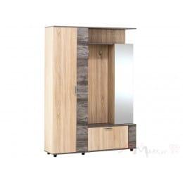 Прихожая SV-мебель Виза 17 дуб сонома / сосна джексон