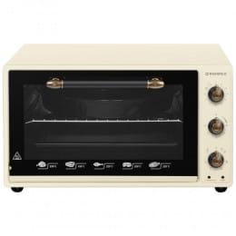 Мини-печь электрическая MAUNFELD СEMOA.456.RIB бежевый