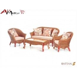 Комплект для отдыха Bonjar Cv Marnos Rattan