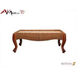 Кофейный столик Bonjar Cv Marnos Rattan