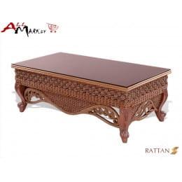 Кофейный столик Estana Twist Cv Marnos Rattan