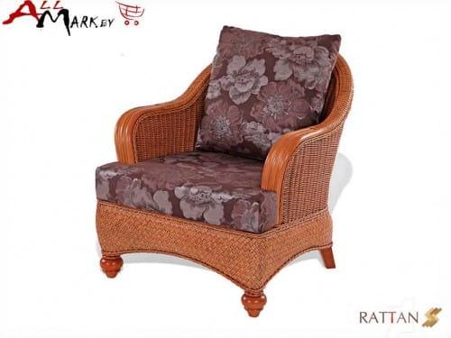 Кресло для отдыха Estana из натурального ротанга