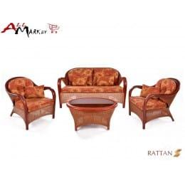 Комплект для отдыха Flores Cv Marnos Rattan