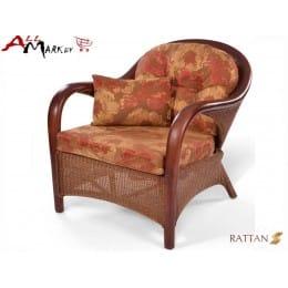 Кресло для отдыха Flores Cv Marnos Rattan