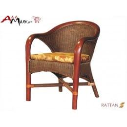 Кресло обеденное Flores 00101 Cv Marnos Rattan