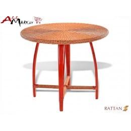 Стол обеденный Flores 00017 Cv Marnos Rattan