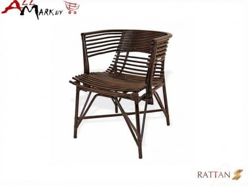 Кресло для отдыха Nicholas из натурального ротанга