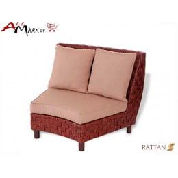 Кресло Nikel Cv Marnos Rattan