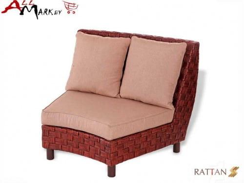 Кресло Nikel из натурального ротанга
