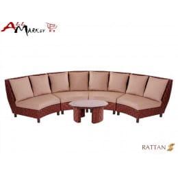 Комплект для отдыха Nikel Cv Marnos Rattan
