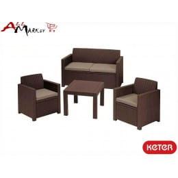 Комплект мебели Alabama set Keter